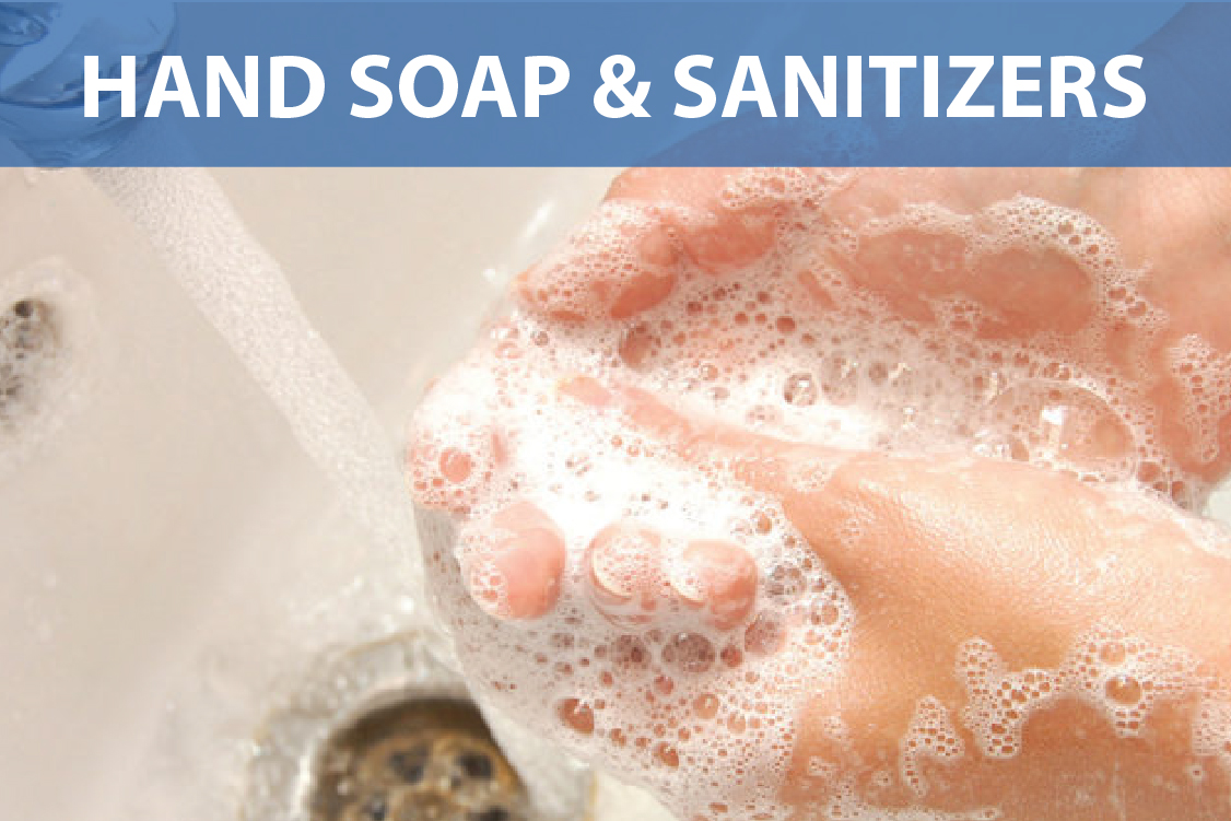 KSS Hand Soaps & Sanitizers